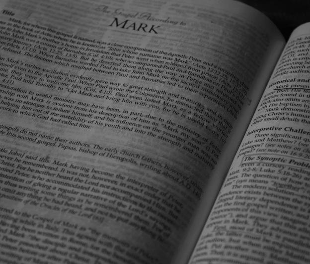 The Gospel of Mark
